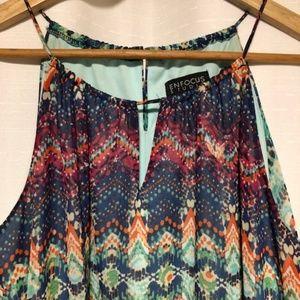 Enfocus Studio Dresses - Enfocus Studio Dress ~ flowy & pretty colors!